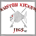 Kustom Kicker Jigs 2K Jigs, When an ounce counts – quality components on quality fishing lures and accessories